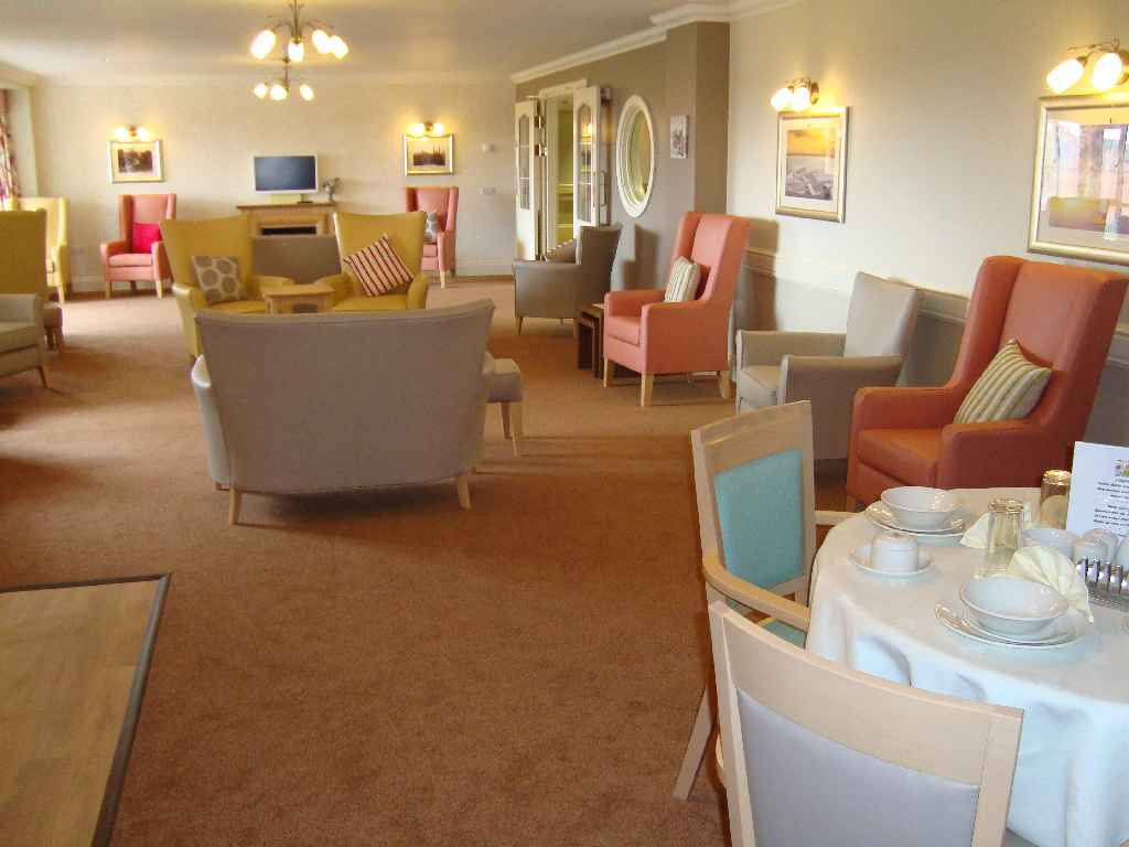 Care Home Carpet