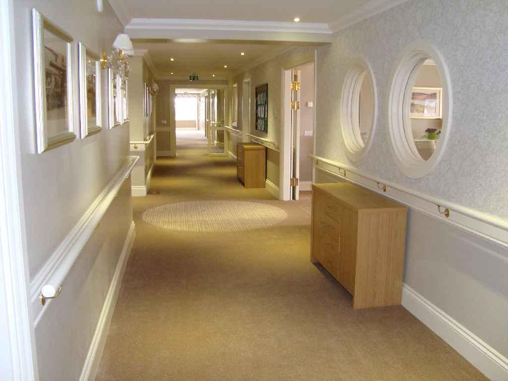 Care Home Flooring