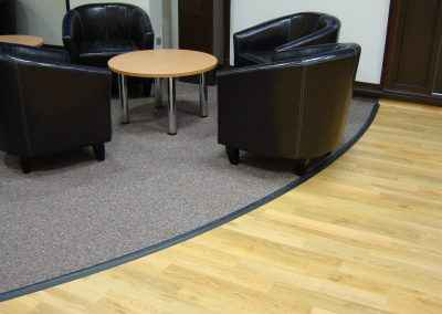 Airedale Hospital Canteen Flooring 1