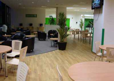 Airedale Hospital Canteen Flooring 6