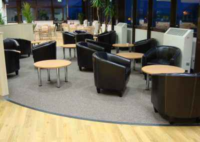 Airedale Hospital Canteen Flooring 9