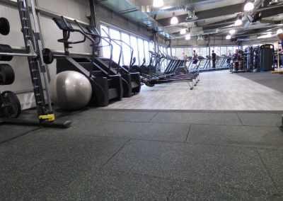 Flooring for Gymnasium