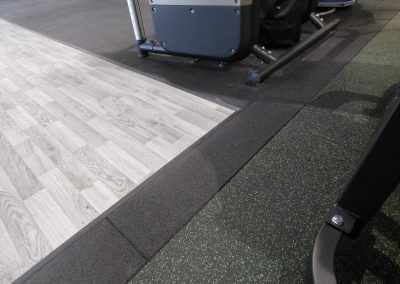 Sports Flooring Detail