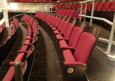 York Theatre Flooring 16