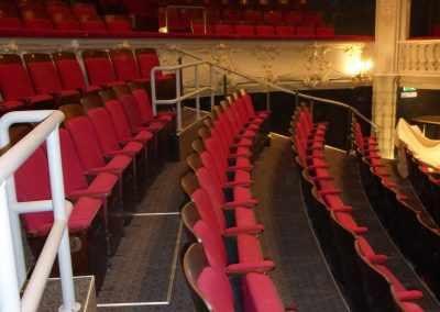 York Theatre Flooring 20