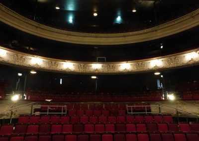 York Theatre Flooring 21