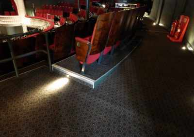 York Theatre Flooring 40