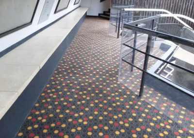 York Theatre Flooring 44
