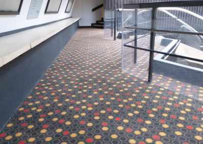 York Theatre Flooring 45
