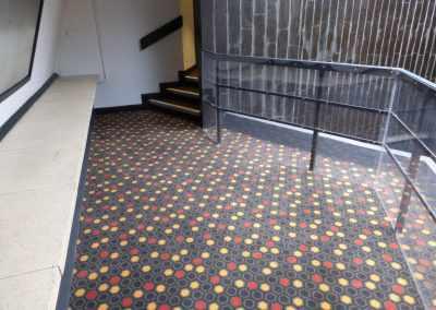 York Theatre Flooring 48