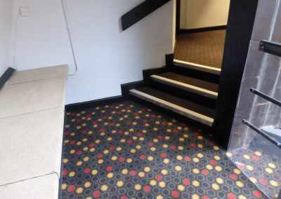 York Theatre Flooring 55