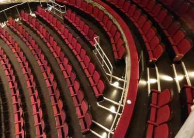 York Theatre Flooring 6