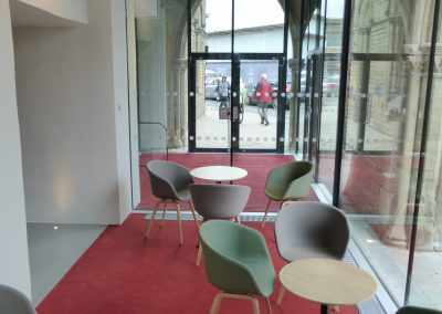 York Theatre Flooring 76