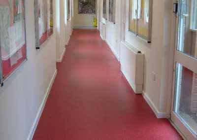 cottingley primary school contract flooring 25