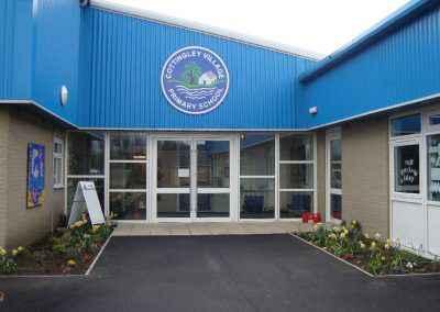 cottingley primary school contract flooring 27
