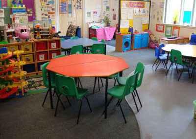 cottingley primary school contract flooring 9