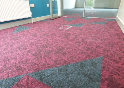 Burmatex Office Carpet Tiles
